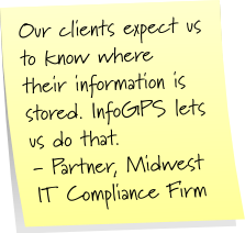 Sticky Note Compliance Firm